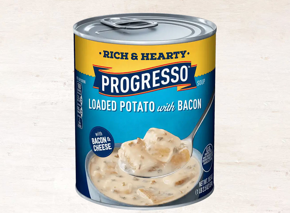 progresso loaded potato bacon