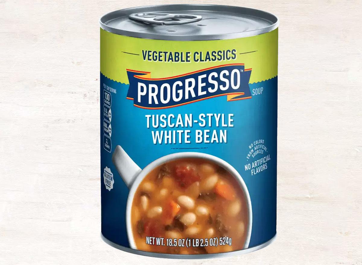 progresso tuscan style white bean