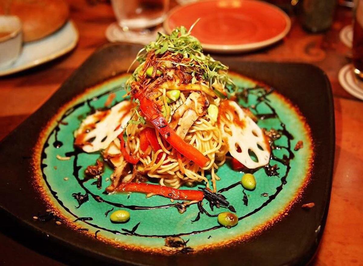 skiriki noodle salad