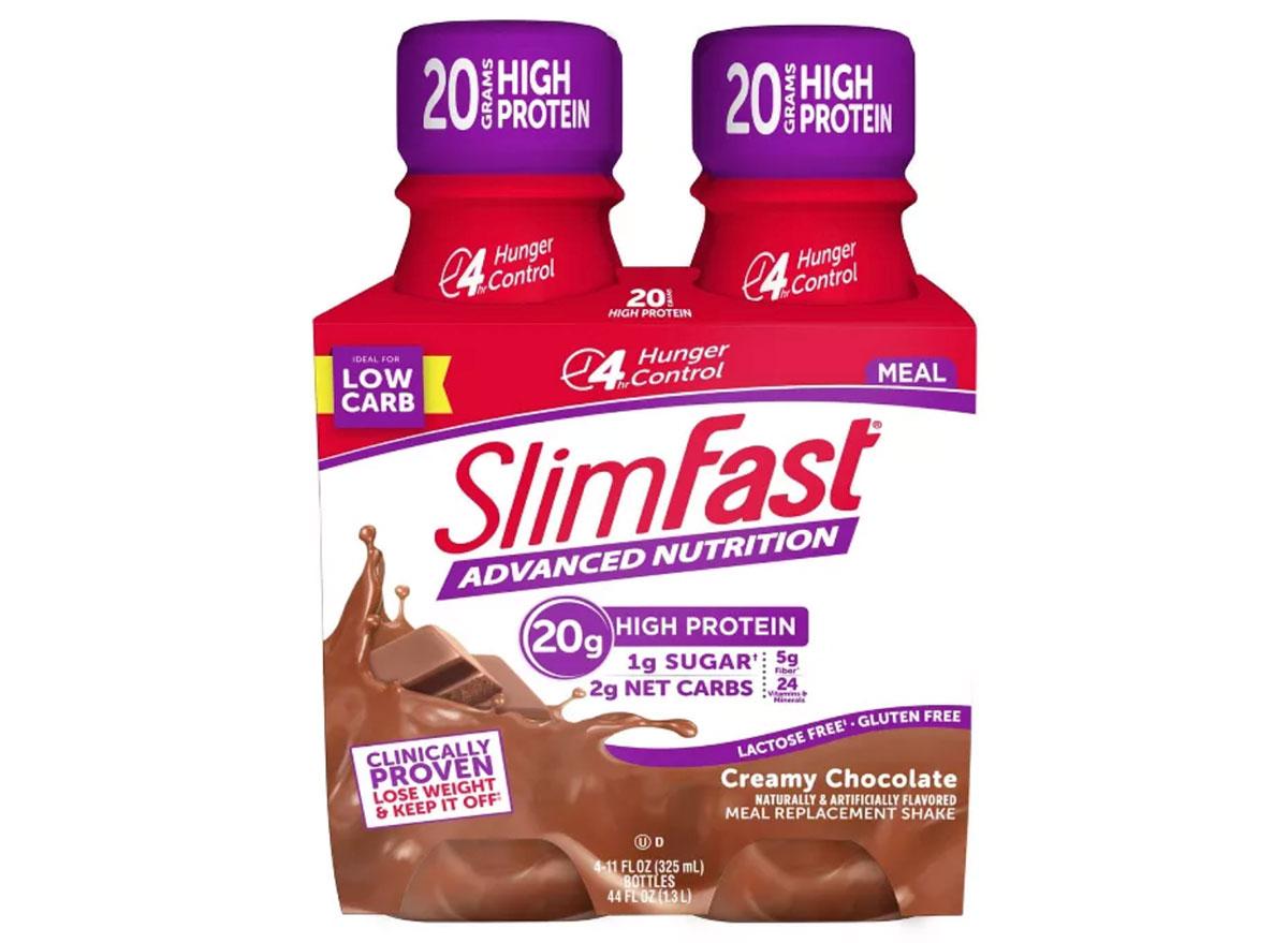 slim fast protein