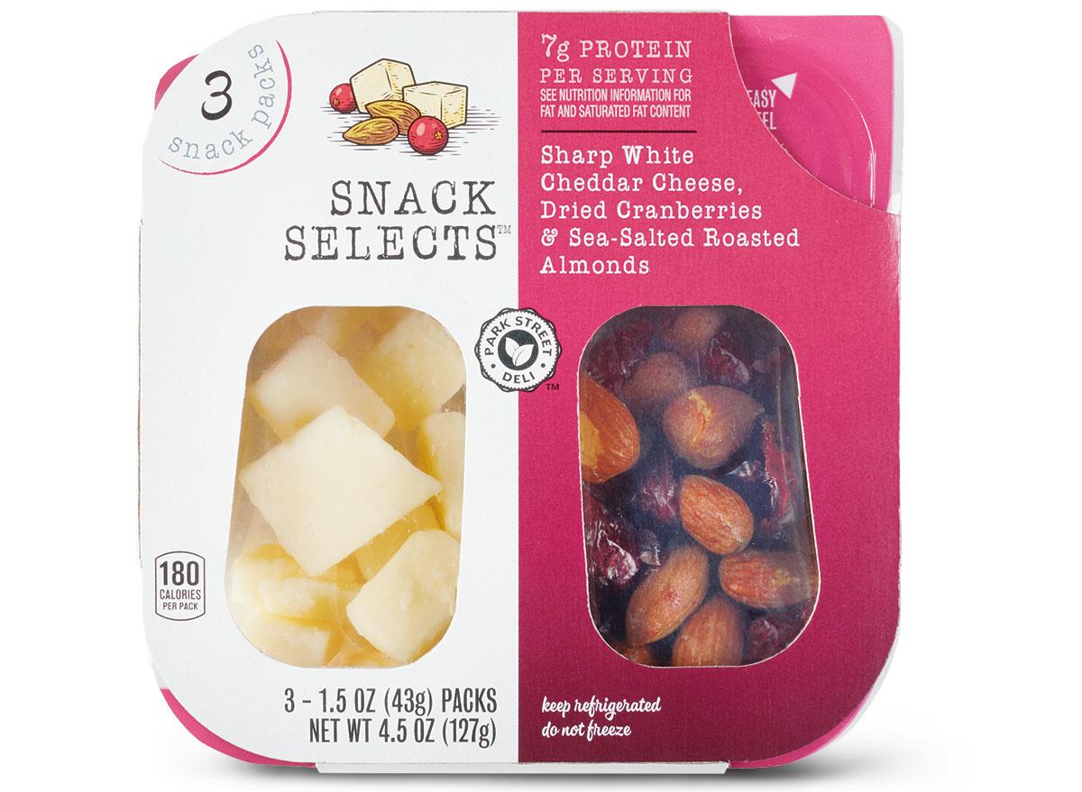 snack selects aldi