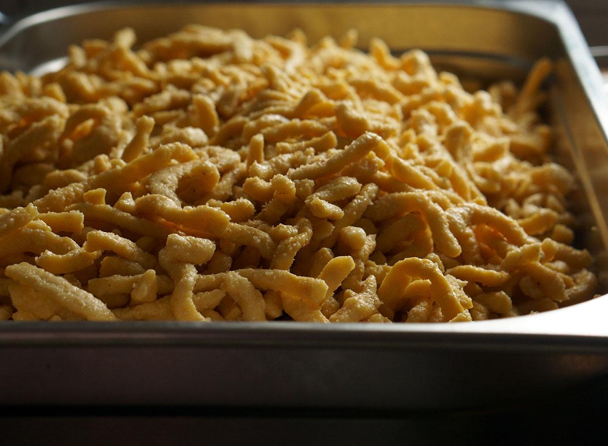 Spaetzle pasta