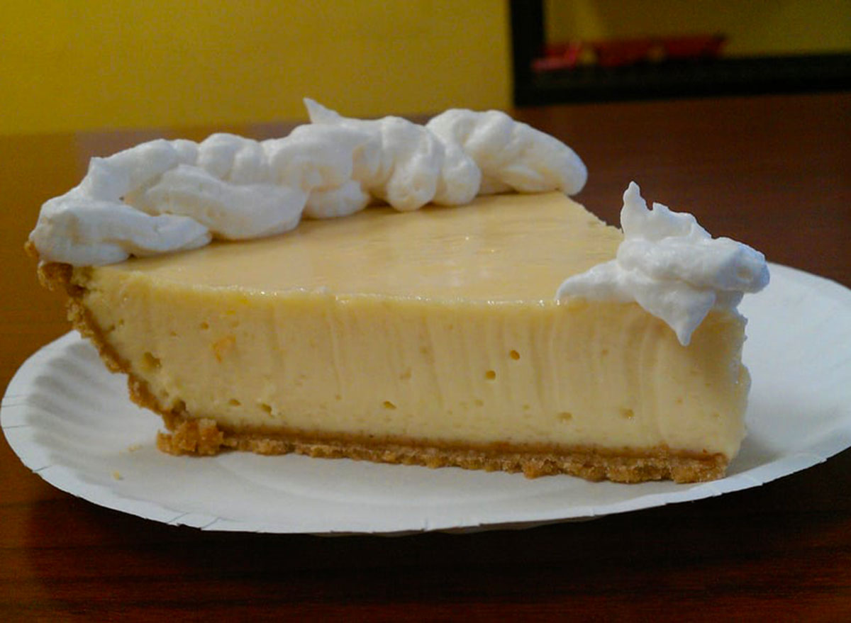 sweet delights key lime pie florida