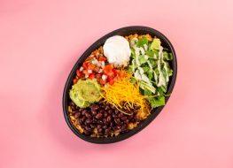 taco bell veggie cantina bowl