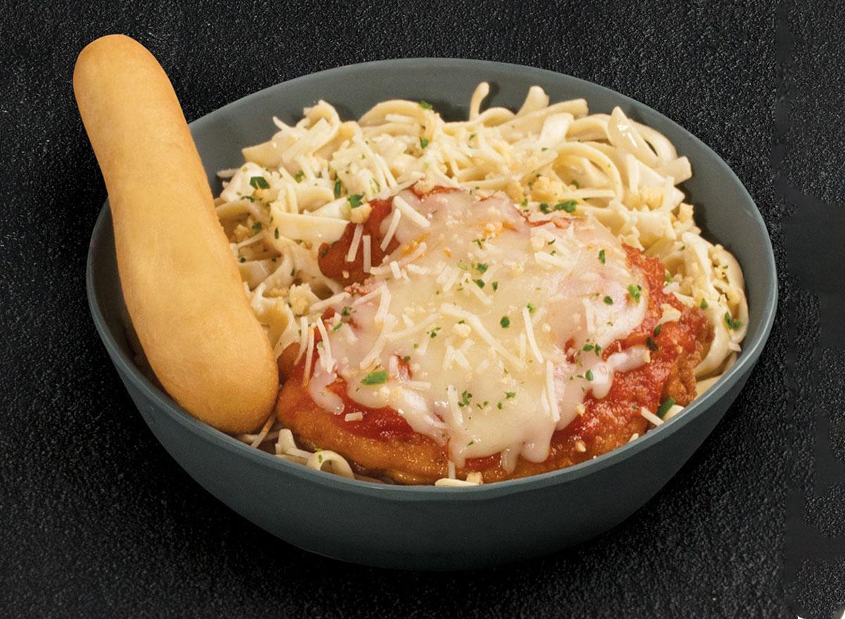 tgi fridays chicken parmesan pasta