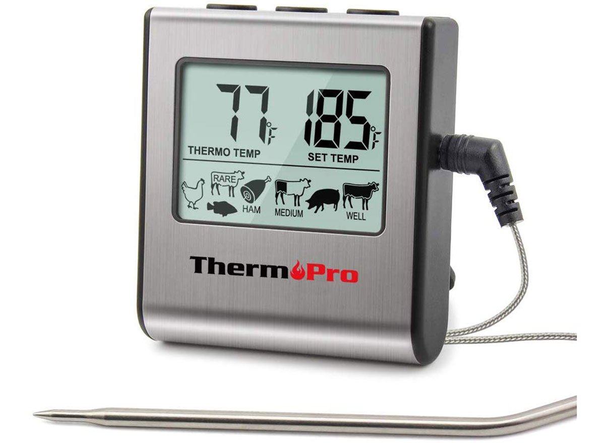 thermo pro digital meat thermometer