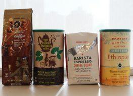 trader joes coffees