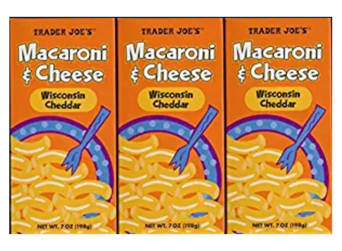 trader joes mac and cheese