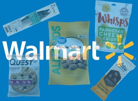 Walmart keto snacks