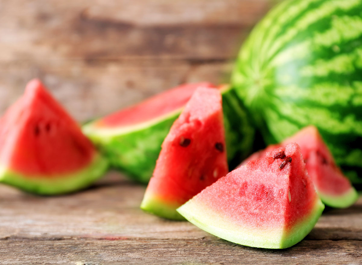 fruit for weight loss watermelon