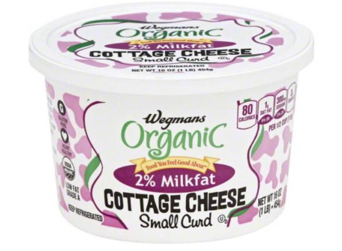 wegmans cottage cheese