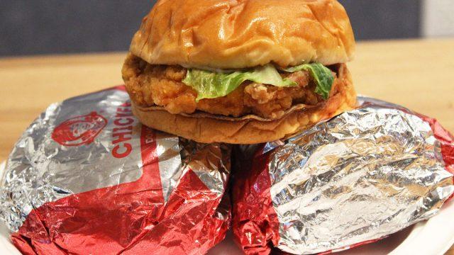 wendys chicken sandwich