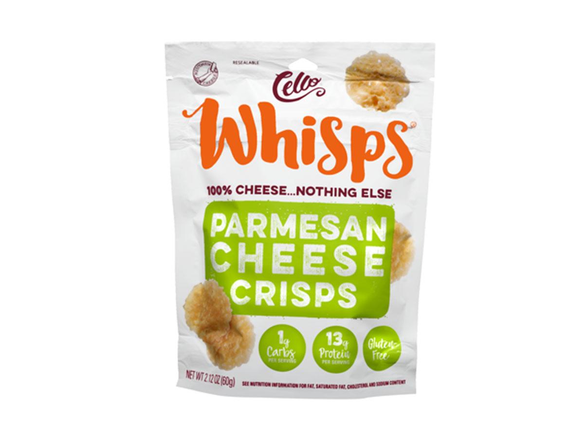 whisps parmesan cheese crisps