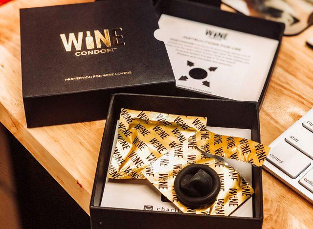 wine condom product image