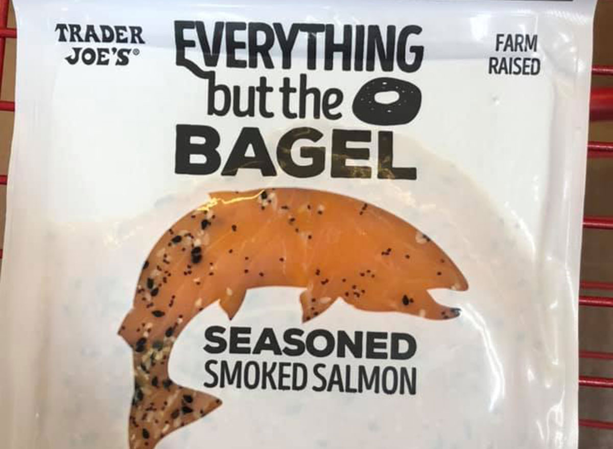 trader joe's breakfast everything but the bagel salmon