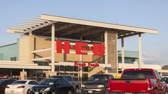 H-E-B Storefront
