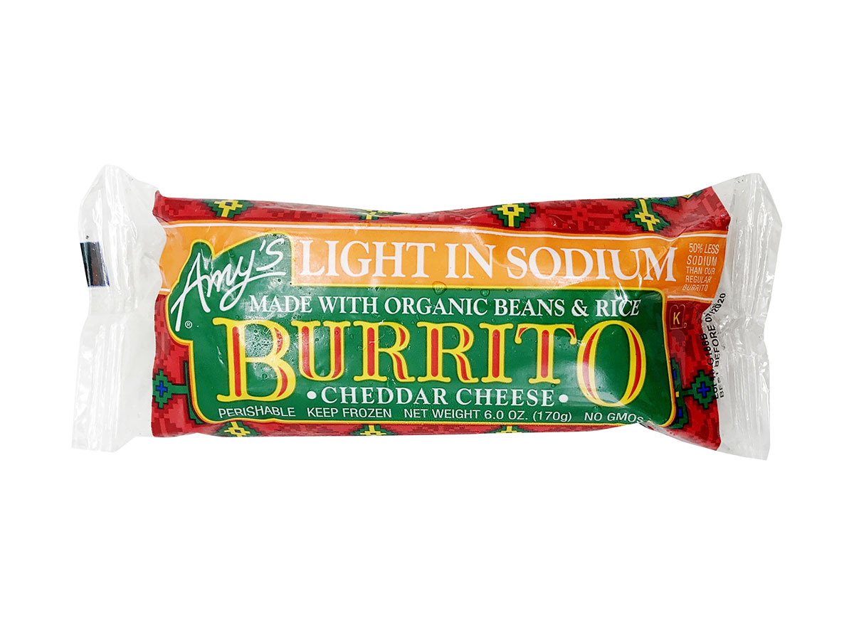 amys burrito