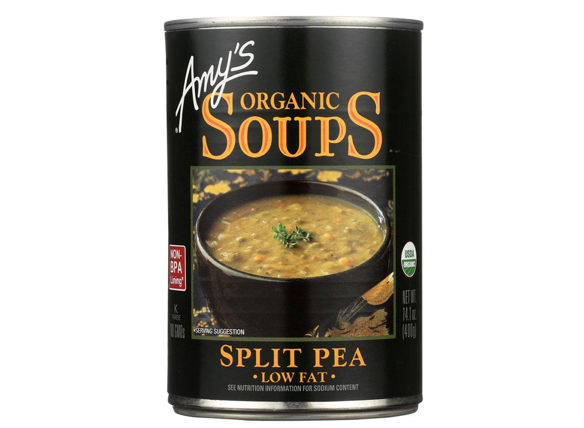 amys organic split pea soup