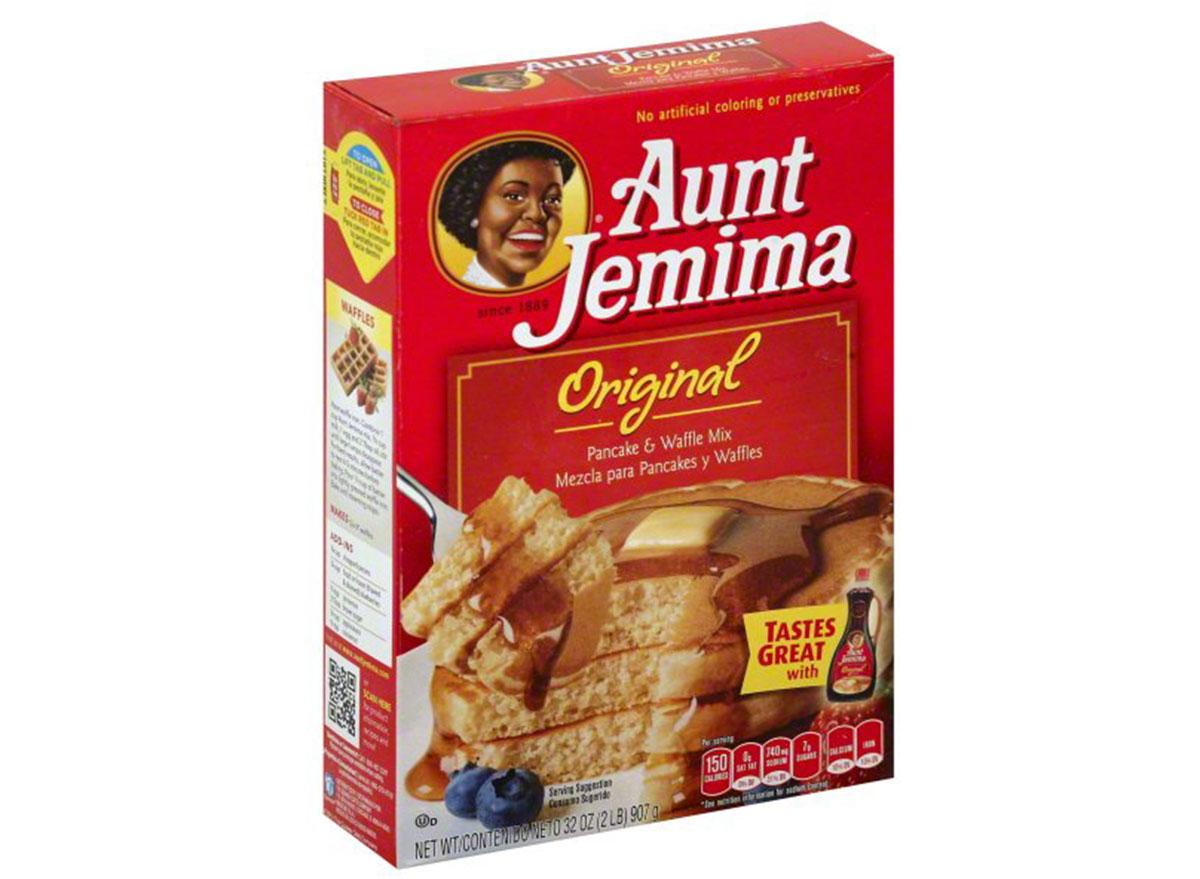 aunt jemima mix