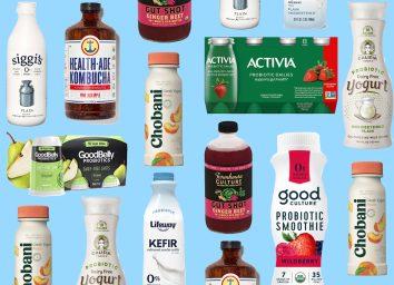 best worst probiotic drinks