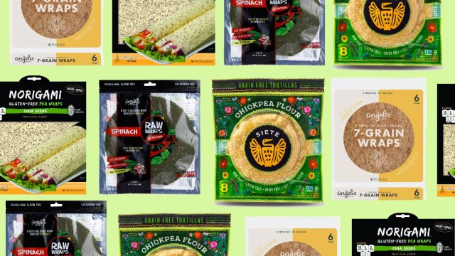 best and worst tortilla wraps