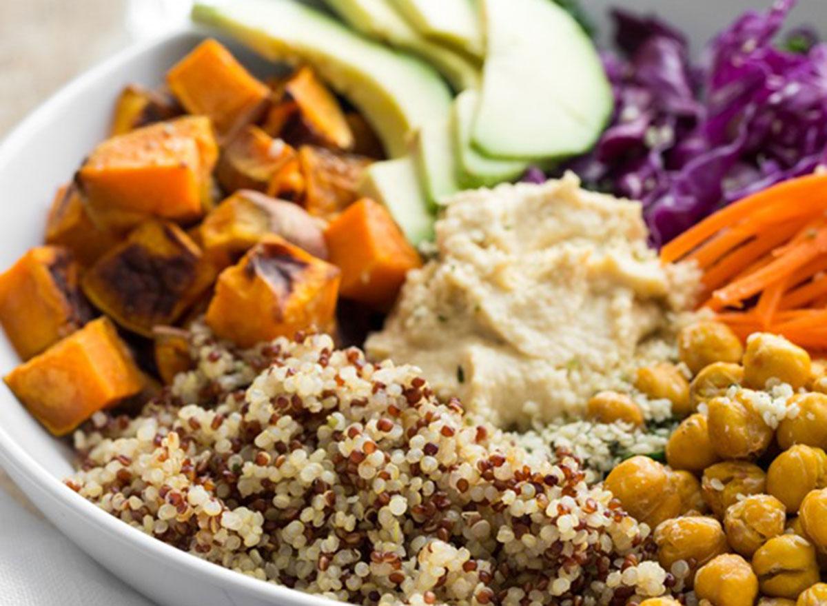 big vegan bowl