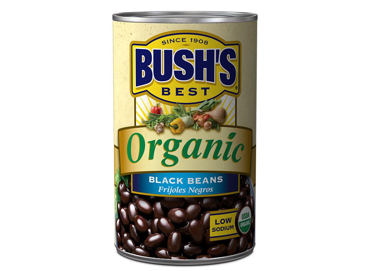 black beans bush's