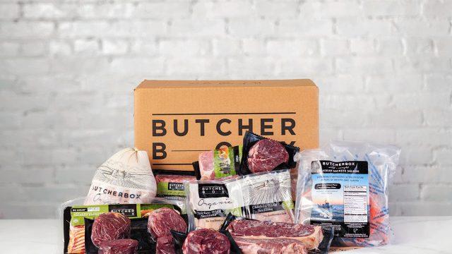 butcher box delivery