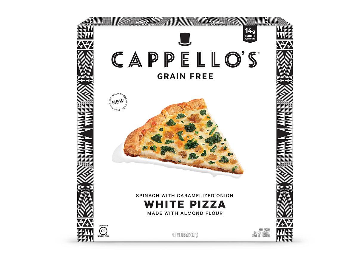 cappellos grain free white pizza