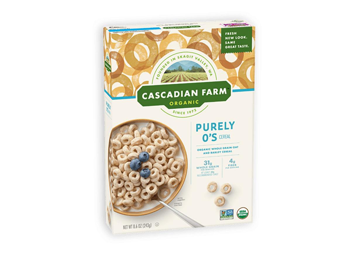 cascadian farm organic os cereal