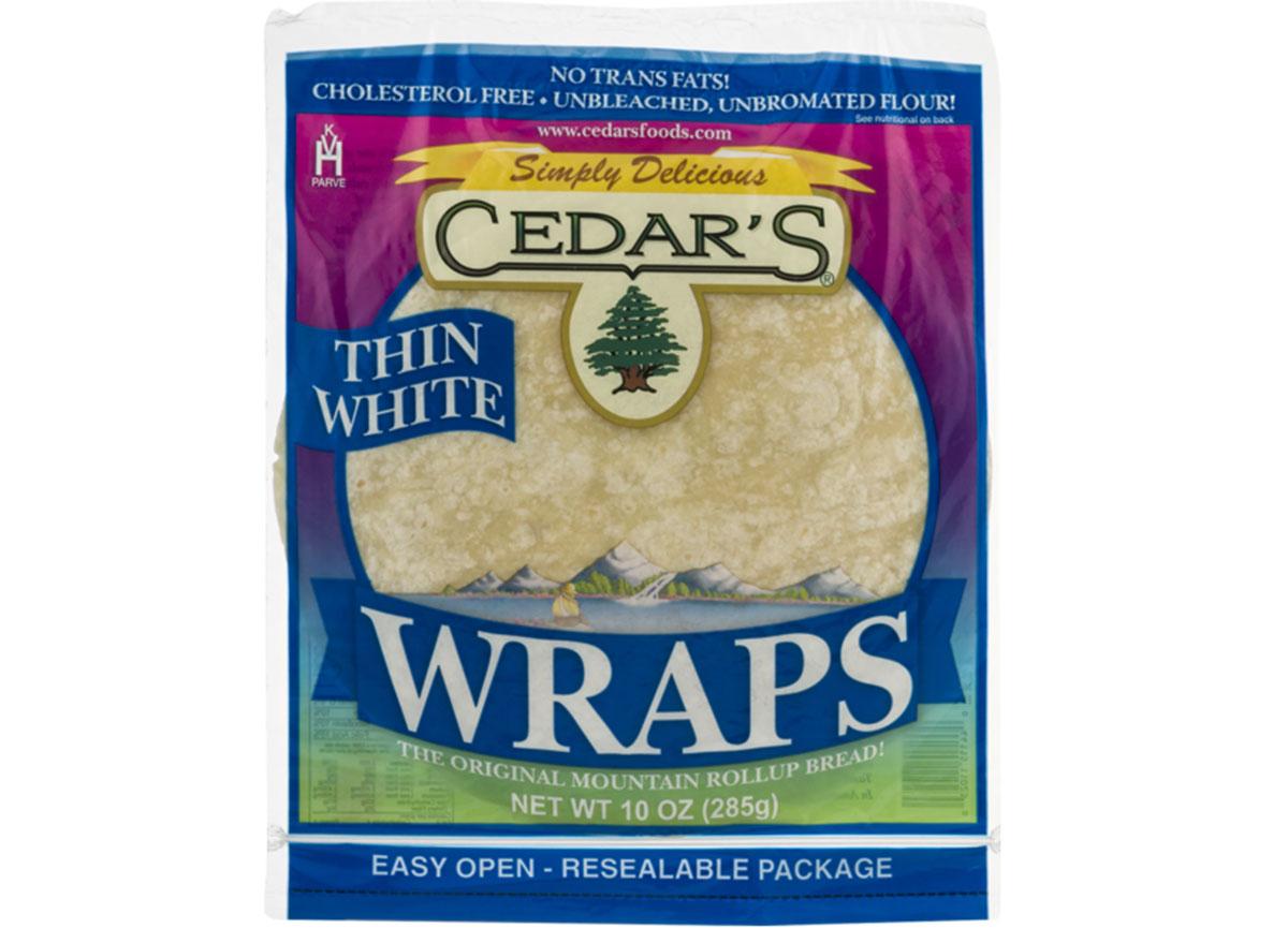 ceders wraps