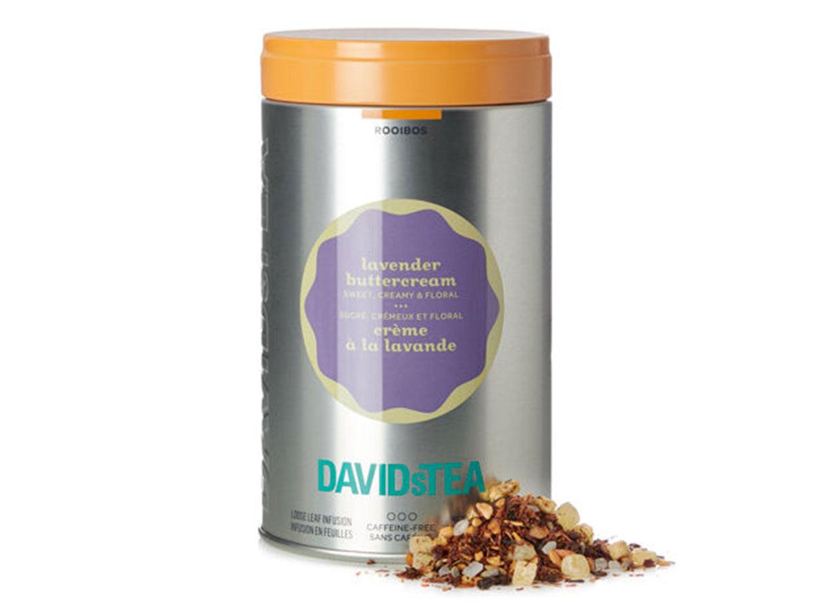 davids tea lavender