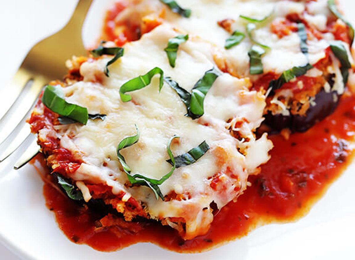 eggplant parmesan recipes