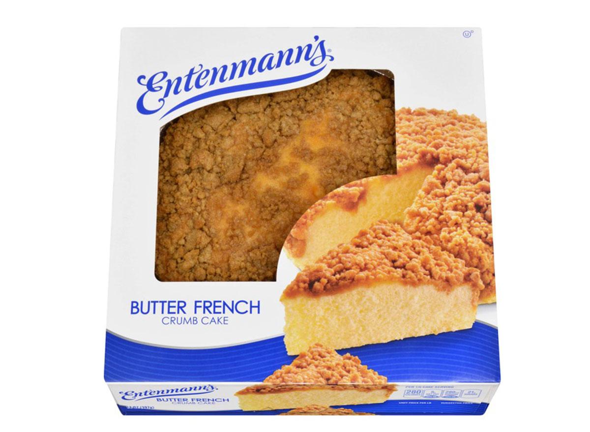 entenmanns butter crumb cake