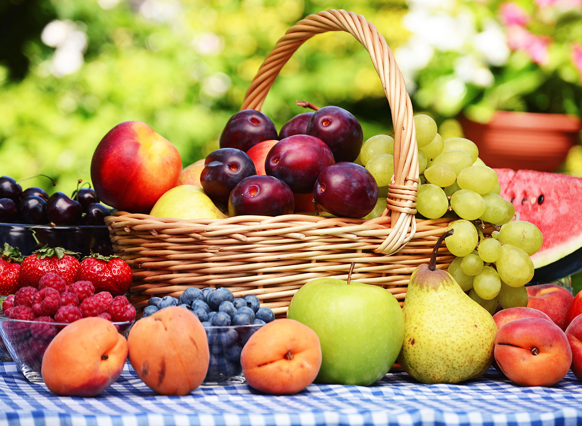 fresh fruits for event