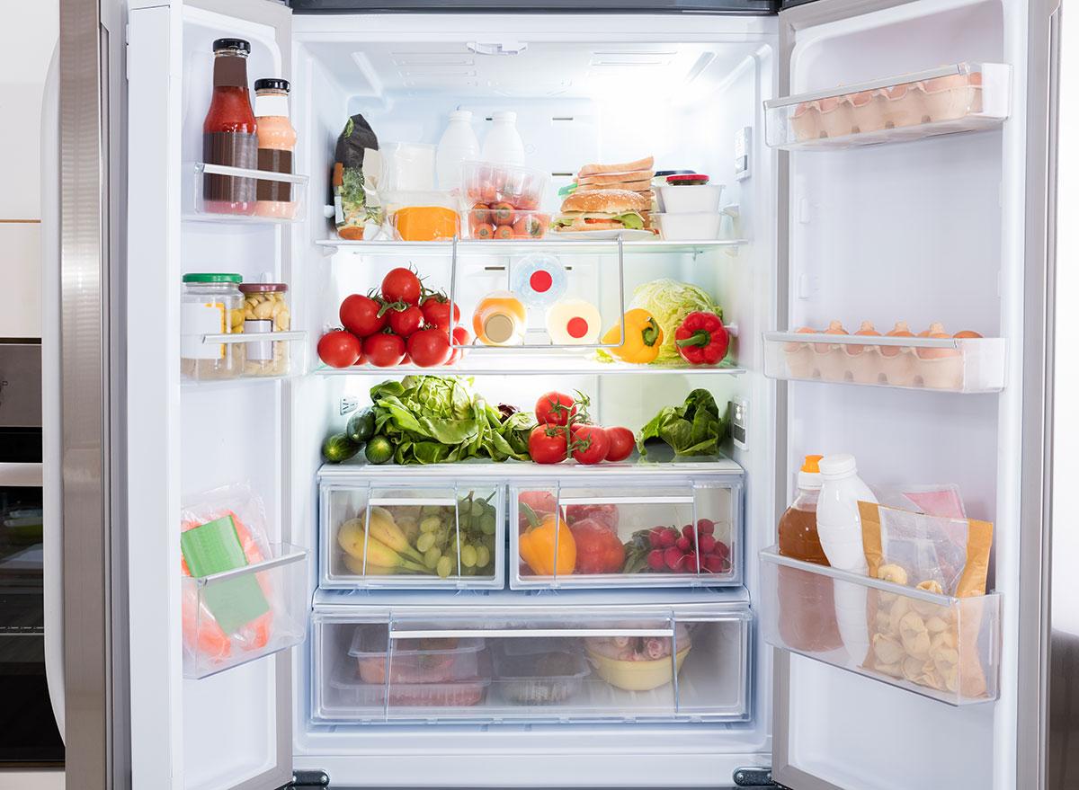 fridge like items