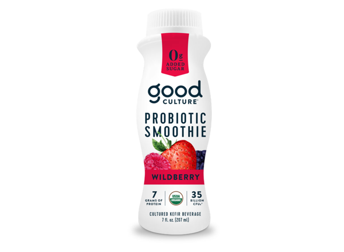 good culture smoothie