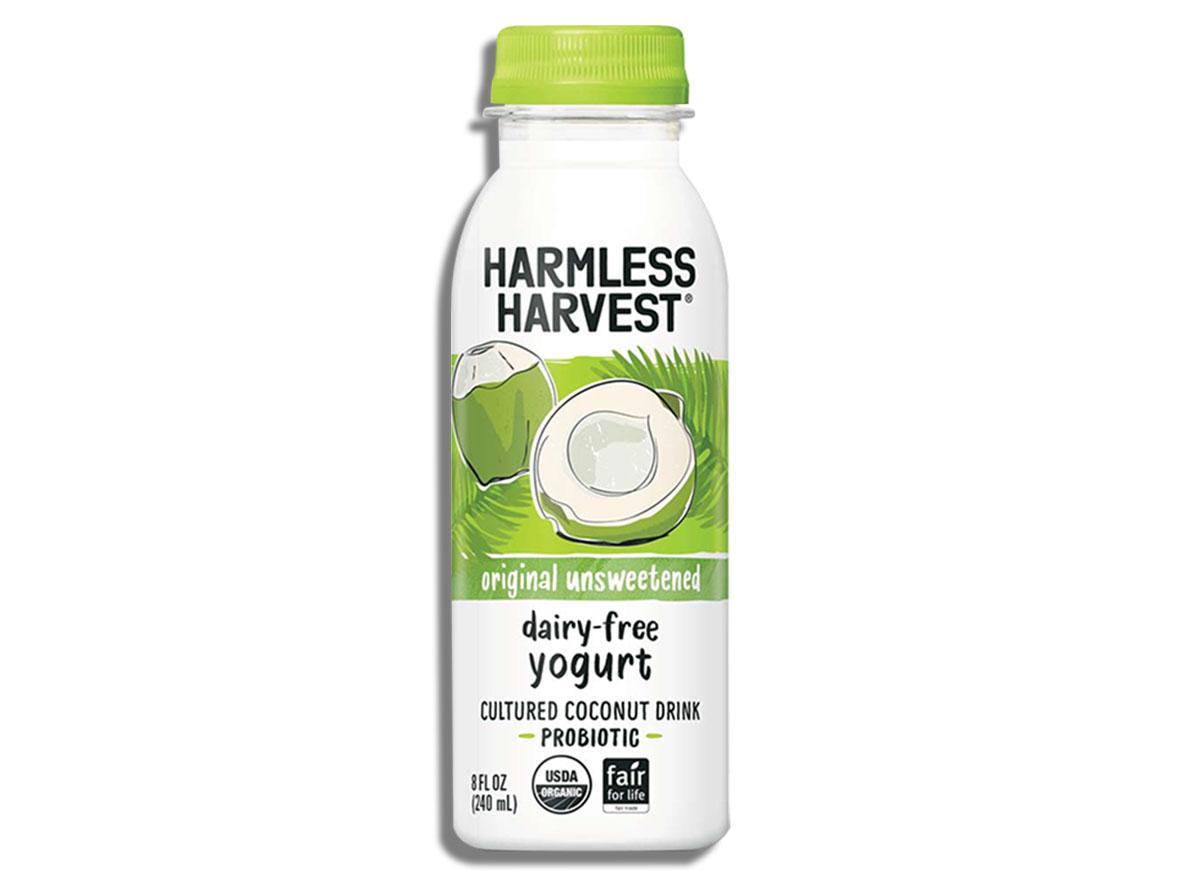 harmless harvest drink