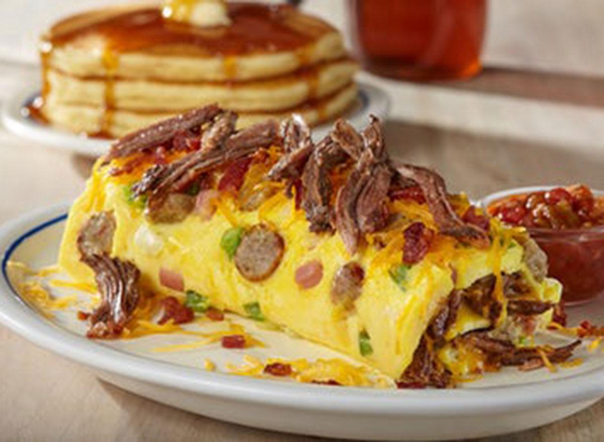 ihop colorado omelette