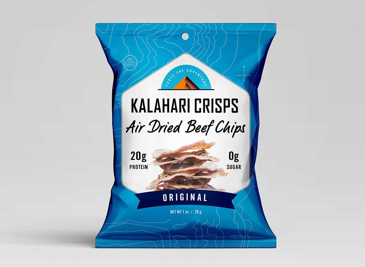 bag of kalahari crisps