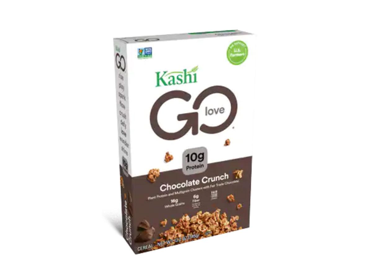 kashi chocolate crunch cereal