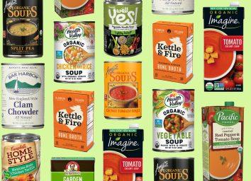 low sodium soups