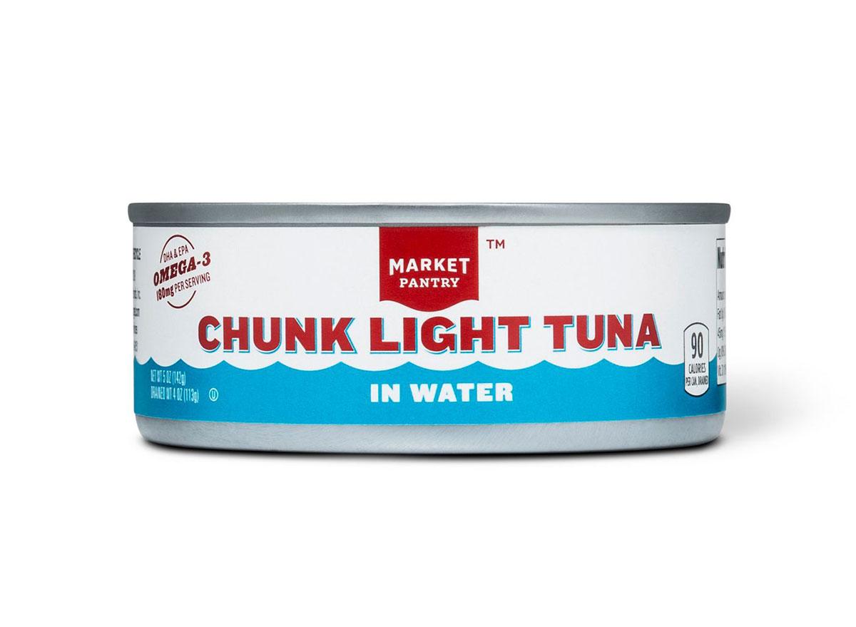 market pantry tuna