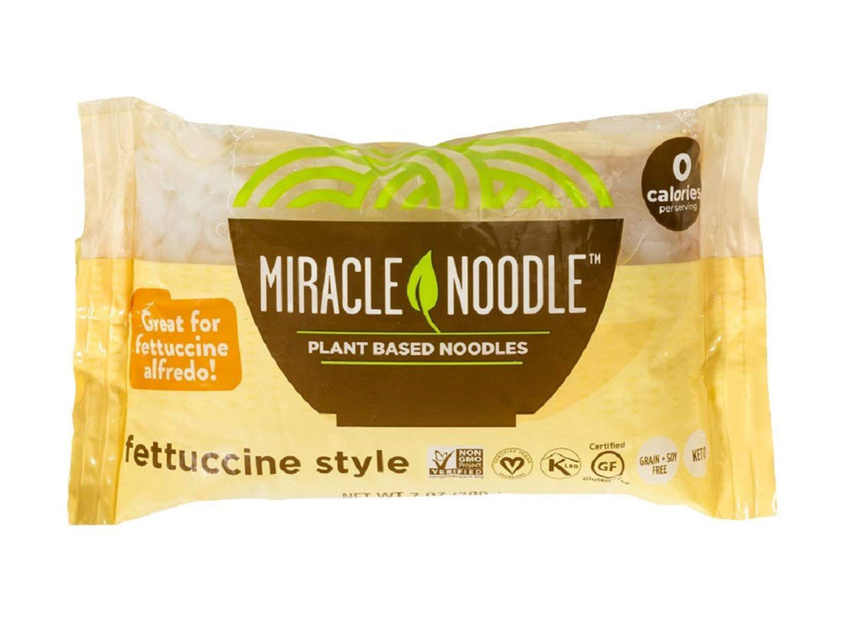 miracle noodle fettuccine