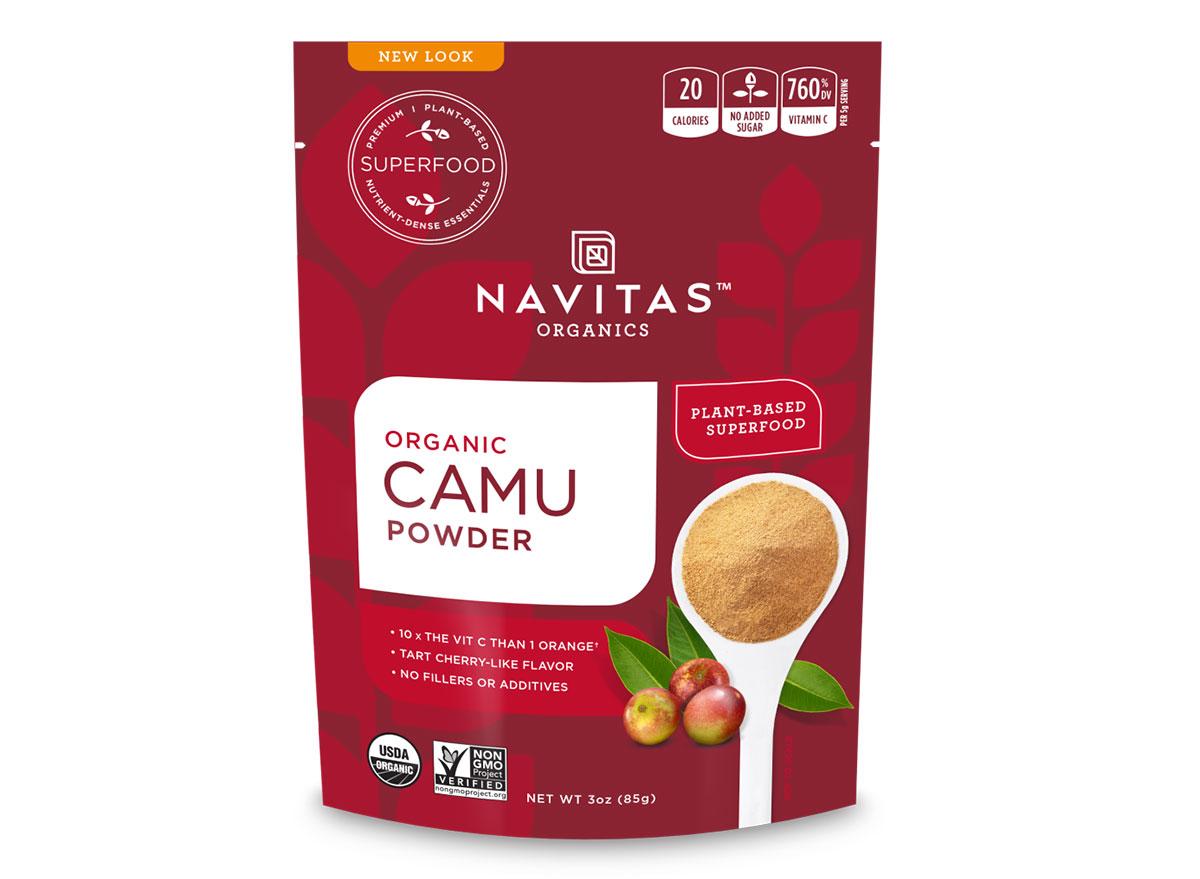 best superfood powders navitas naturals camu camu