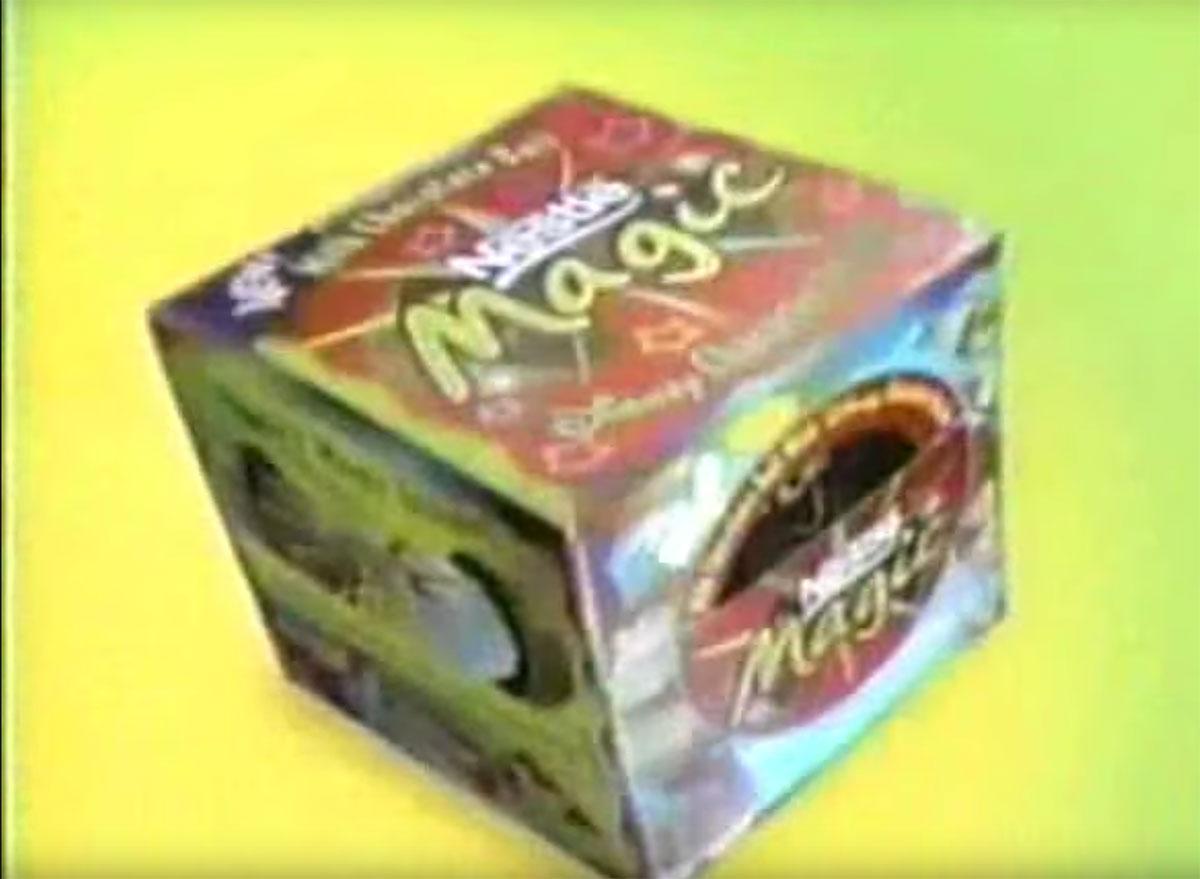 nestle magic ball box