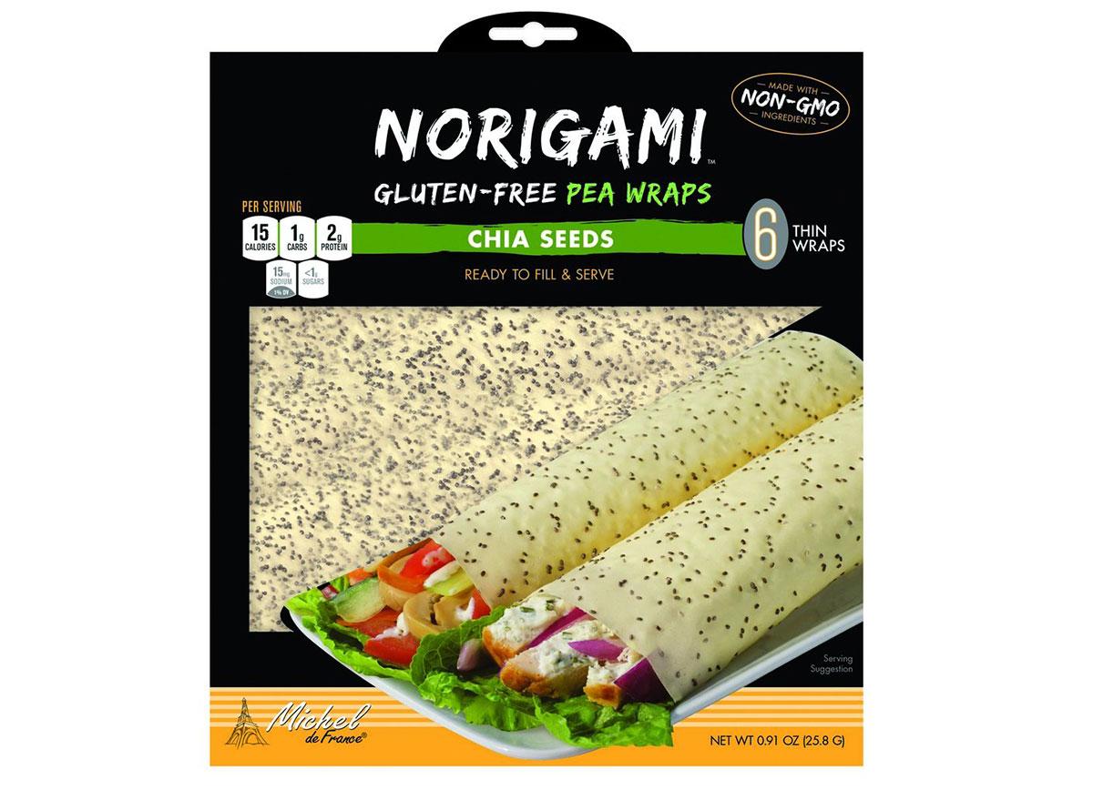 norigami chia seeds