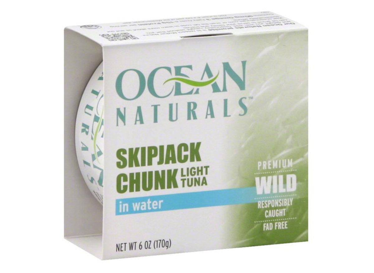 ocean naturals tuna