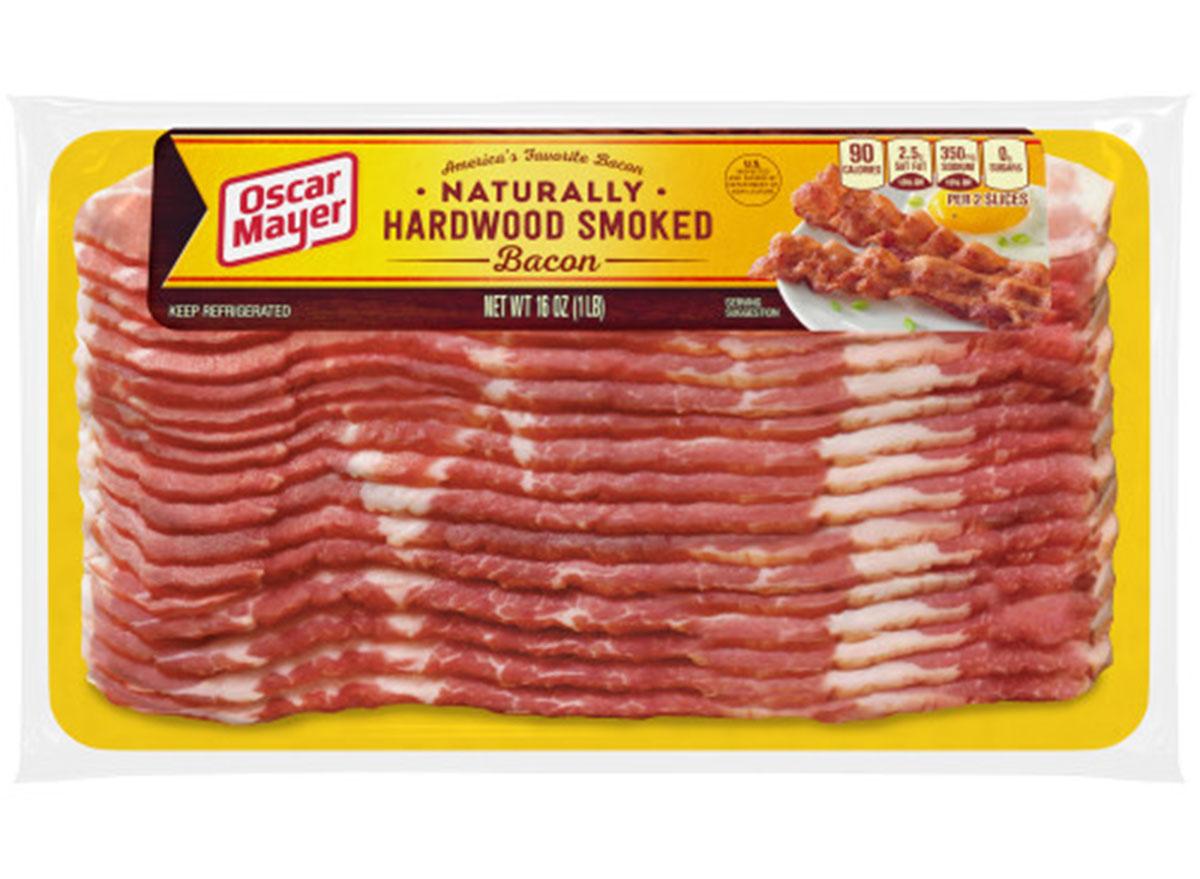 Oscar meyer bacon