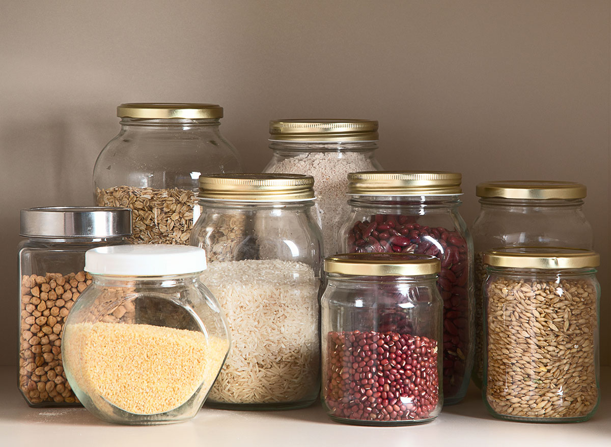 pantry like items